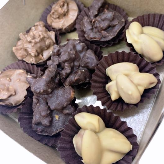 Подаръчна кутия АСОРТИ 2 със шоколад
